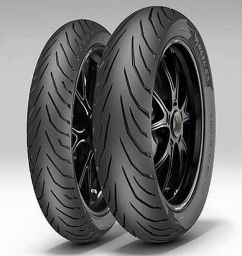 PIRELLI Angel City 80/100-17 46S Front TL DOT 1316